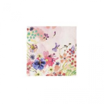 Serviette Blossom Girls - Floral