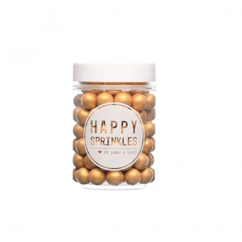 "Happy Sprinkles ""Choco Crunch Gold M"" 90g"