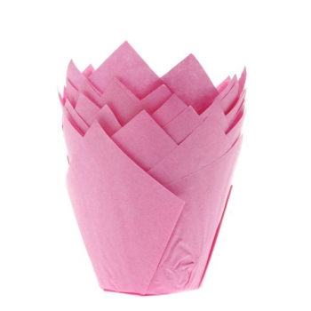 House of Marie Tulpen Cups Rosa