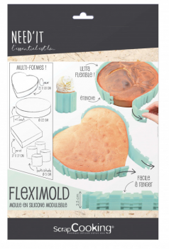 Scrapcooking Flexi Modular Backrahmen Set