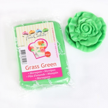 Marzipan Grass Green 250 gr