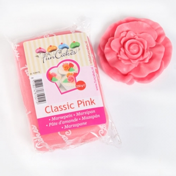 Marzipan classic Pink 250 gr