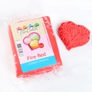 Funcakes Roll Fondant Fire Red 250 g
